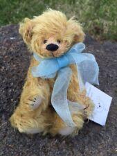 "Deb Canham artist teddy bear ""Florie"""