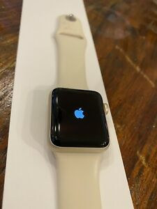 iWatch Series 2 GPS 38mm Gold Tone Aluminum
