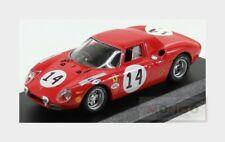 Ferrari 250Lm 3.3L V12 NART #14 Le Mans 1968 M.Gregory C.Klob BEST 1:43 BE9294-2