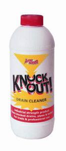 KNOCK OUT drain cleaner 500ml - KOA6.50