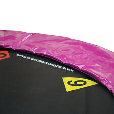 6ft Round Trampoline Safety Pads - Pink - 2 Year Warranty