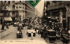 CPA PARIS (1e) La Rue Etienne-Marcel. (537027)