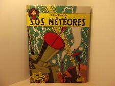 Blake et Mortimer  par Jacobs S.O.S. Météores 1989