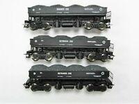PERESVET 3602 - Set of 3 Dumpcars w/gravel / Kippwagenset (3x) RZD Ep.V TT 1:120