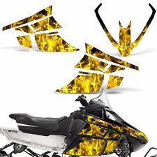 Decal Graphic Kit Arctic Cat F Series Z1 Sled Snowmobile Accessories Wrap ICE YW