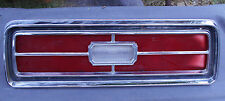1973 74 Ford Galaxie 500 LTD Taillight Bezel and lens
