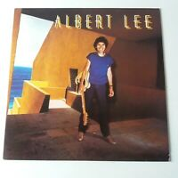 Albert Lee - Self Titled - Vinyl LP UK 1980's Press EX+/NM