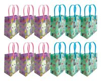 Llama Themed Party Favor Bags Treat Bags, 12 pack