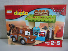 Lego Duplo Cars 3 Mater's Shed 10856