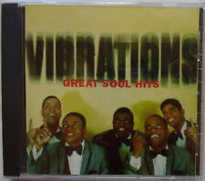 VIBRATIONS - CD - Great Soul Hits - BRAND NEW