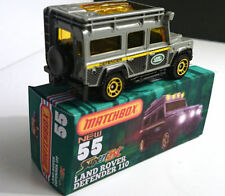 Matchbox Superfast Diecast Vehicles with Unopened Box
