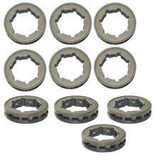 """10 Clutch Drum Rim Sprocket 7 Tooth 3/8""""-7 For STIHL Chainsaws 038 MS380 MS381"""