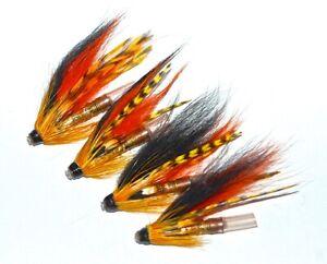 YOKANGA GOLD SALMON FLIES TUBES