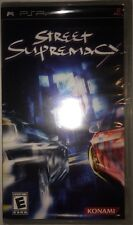 PSP Street Supremacy Brand New Factory Sealed