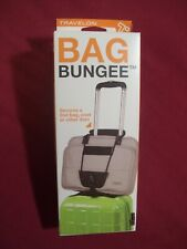 NEW Travelon Bag Bungee Luggage Carrier Strap for Smaller Suitcase Backpack Coat