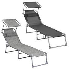 Liegestuhl klappbar Strandsitz Klappstuhl Campingstuhl Gartenstuhl Pfingsten out