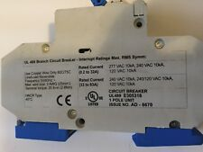 Hobart 01-1M5946-00001 Circuit Breaker Replacement Single (with Brackets)