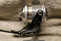NOS  NEW ZEBCO UL4 CLASSIC Ultralite Trigger Spin Fishing Reel USA