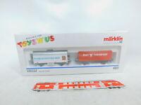 BZ538-0,5# Märklin H0/AC 4511 Güterwagen-Set Schweiz NEUW + OVP, ungeöffnet