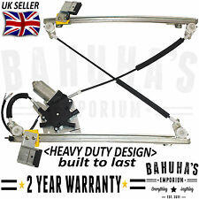FORD FOCUS MK1 FRONT RIGHT DRIVER SIDE 4 DOORS WINDOW REGULATOR WITH 2 PIN MOTOR