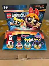 Lego Dimensions Powerpuff Girls Team Pack Boxed