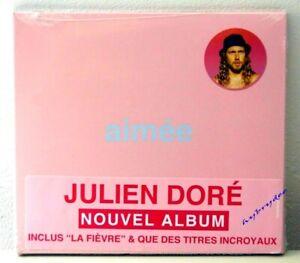 nouvel album CD JULIEN DORE Aimée 9/2020 neuf édition Limitée Digipack la fièvre