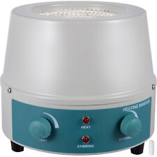 VEVOR 250W Magnetrührer Labor Heizmantel 500ml Rundkolben Heating Temperiergerät