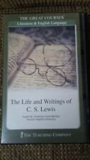 The Great Courses The Life and Writings of C.S. Lewis 12 Lectures