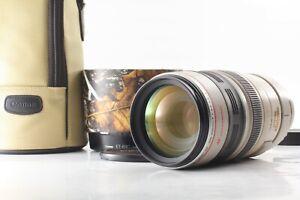 【Excellent+++++】Canon EF 100-400mm F/4.5-5.6 L IS USM AF Lens From Japan
