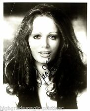 JACKIE COLLINS DECEASED SIGNED AUTOGRAPHED 8X10  AUTHENTICATED #N38808