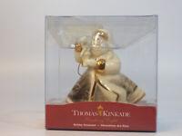 Kurt Adler Thomas Kinkade Porcelain Santa Claus Ornament - Porcelain #TK0127-SDB