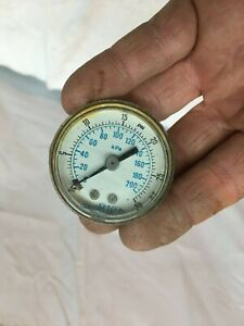 Johnson Controls 5310 Pressure Test Gauge 0-30psi, X-200-19, NOS