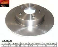 Disc Brake Rotor fits 1994-2003 Nissan Maxima  BEST BRAKES USA
