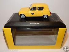 NOREV RENAULT 4 L 4L BERLINE 1962 POSTES POSTE PTT 1/43 IN LUXE BOX