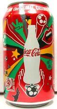 Vide Unopen Peut Américain Coke Coca-Cola 2010 Fifa World Cup Football USA Ltd É
