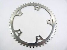 Campagnolo Super Record Chainring 51T Road 144 Bcd Vintage Racing Bicycle NOS