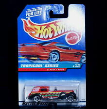 Classic Caddy HOT WHEELS TROPICOOL SERIES #3 Diecast 1:64 Scale FREE SHIPPING