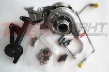 Turbocompresor 1,6 PSA MOTOR dv6 incl. Accesorio juntas, tubería aceite,