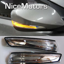 Side LED Mirror Repeater Lamp + Cover OEM For Hyundai ELANTRA 2011 2016