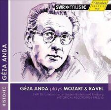 Geza Anda Plays Mozart & Ravel, New Music