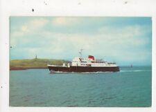 Steamship RMS Columba Postcard 645a