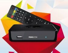 Infomir MAG-254 Wi-Fi IPTV Set-Top Box - Black
