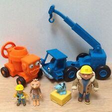 Bob the Builder Figures Bundle