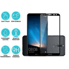 For Huawei Mate 10 Lite Screen Protector Tempered Glass Edge Full Coverage