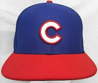 Chicago Cubs MLB New Era 59fifty 7&1/8 fitted cap/hat