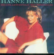 """7"""" Hanne Haller/patate arrosto con uovo (1990)"""