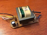 Pioneer PL-600 Turntable Parts - Power Supply Circuit Board