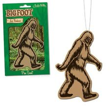 Bigfoot Deluxe Pine Scented Air Freshener!
