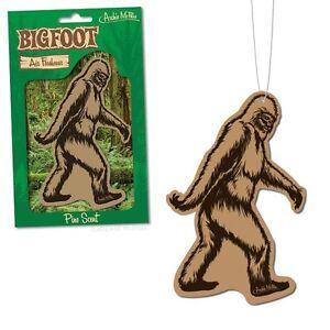 Bigfoot Deluxe Pine Scented Air Freshener!