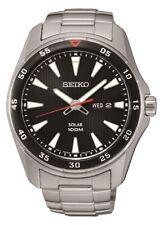Seiko Gents Solar Bracelet Watch SNE393P1RRP £199.00 Our Price £158.95 Free UK P